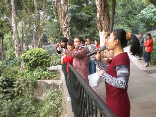广州动物园导游讲解员选拔大赛圆满结束
