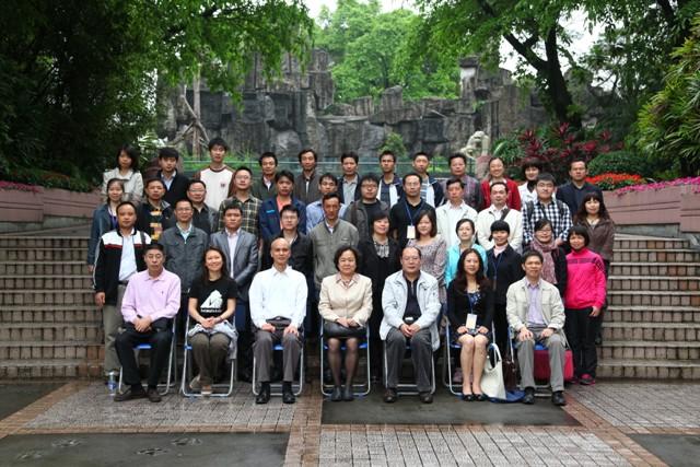 2012年中国动物园协会中南协作区兽医培训班在