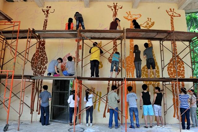 广州动物园策划了有史